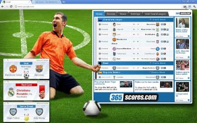 365 scores chrome