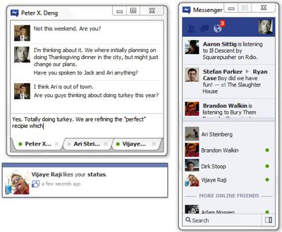facebook messenger 2012 for windows