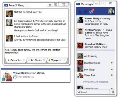 facebook messenger 2012 for windows